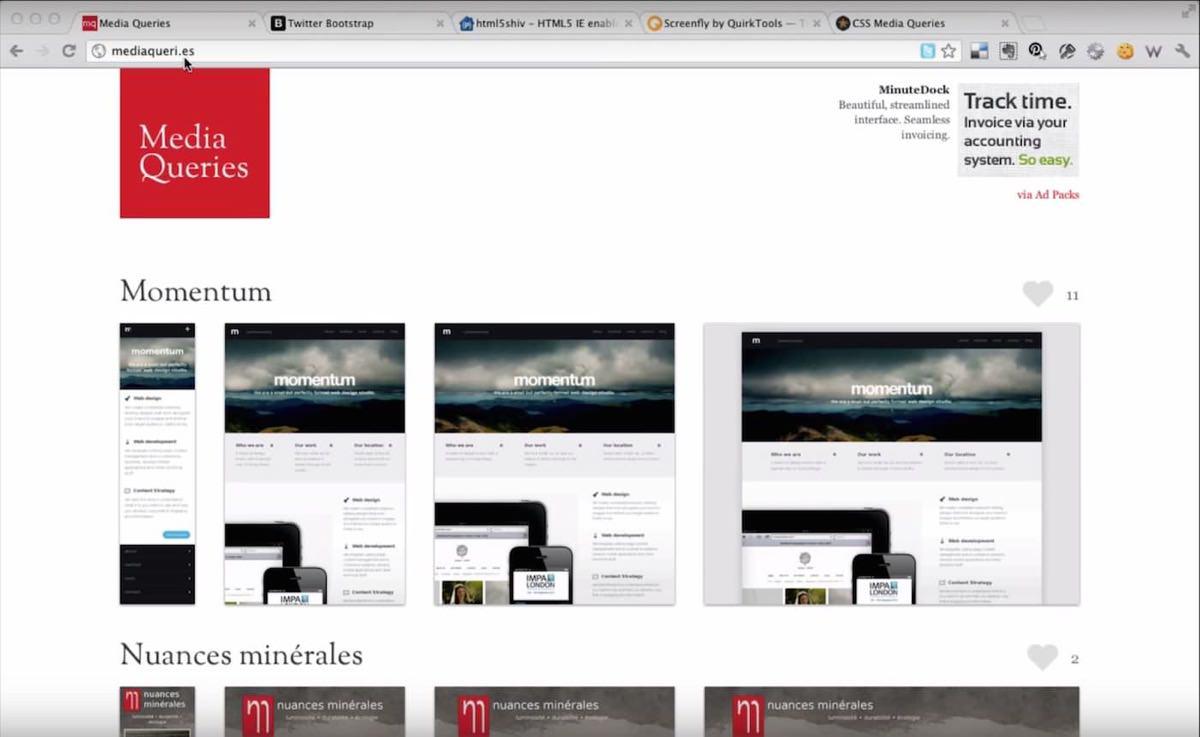 Responsive Webdesign - Anpassungsfähige Webseiten