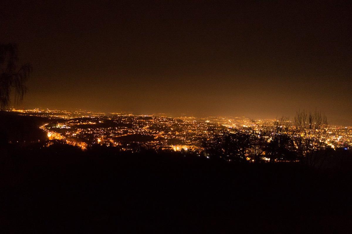 Stuttgart bei Nacht - Suchmaschinenoptimierung Google - Stuttgart SEO Agentur