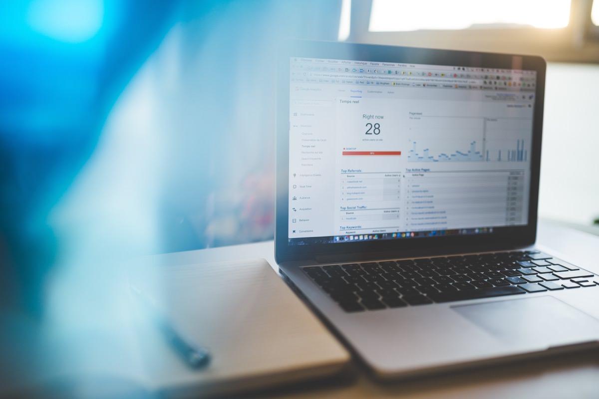 Suchmaschinenoptimierung Analyse - Google Analytics - Stuttgart SEO Agenturen